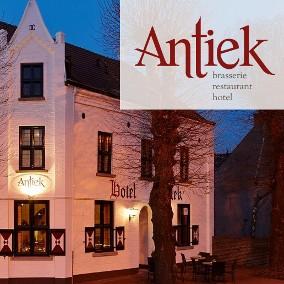 Website Hotel Antiek