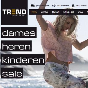 Webshop & internetmarketing Trend schoenmode